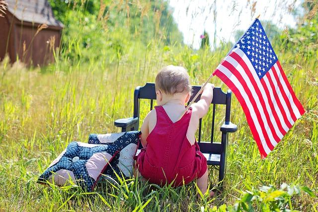 Fourth Of July Th Of July American  - JillWellington / Pixabay