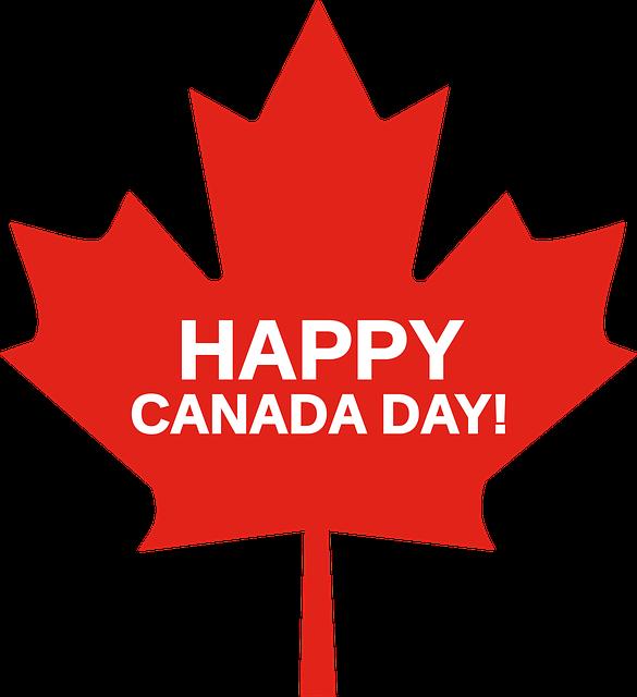 Maple Leaf Canada Emblem Country  - Alexey_Hulsov / Pixabay