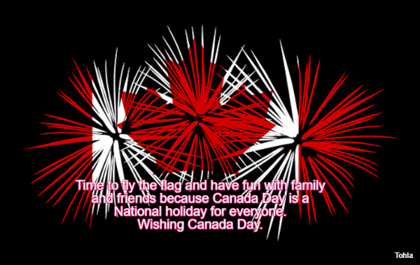 Time to fly the flag and have fun with family and friends because Canada Day is a...